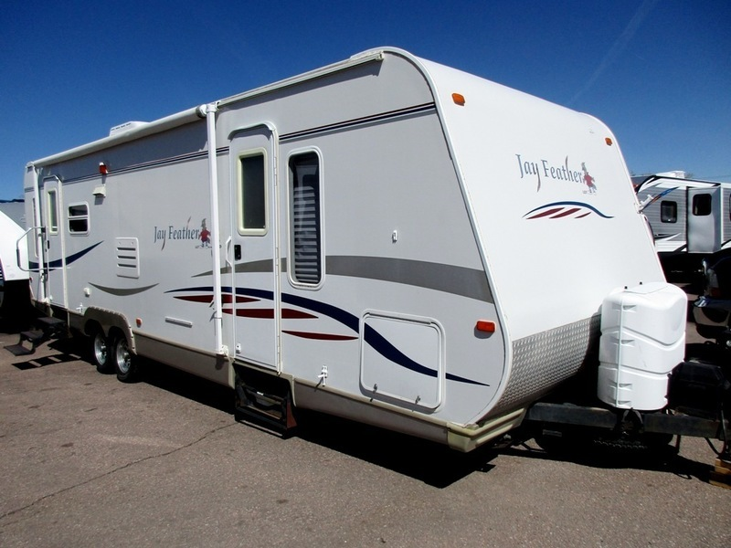 2007 Jayco Jay Feather 29-D