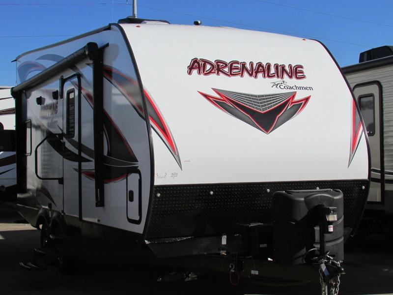 2016 Coachmen Adrenaline 19CB
