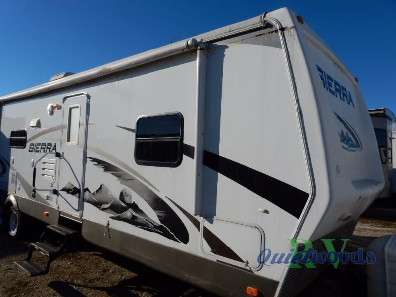 2008 Forest River Rv Sierra 351 BHT