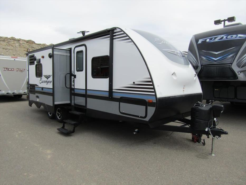 2018 Forest River Surveyor 247BHDS