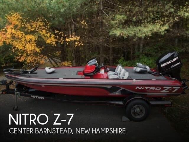 2012 Nitro Z-7