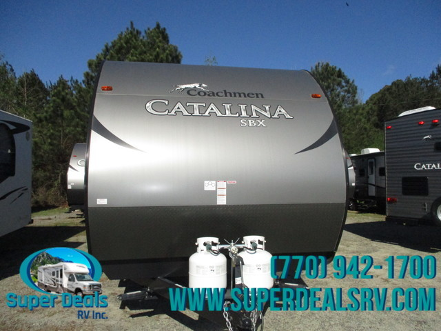 2017 Coachmen Catalina SBX 251RLS