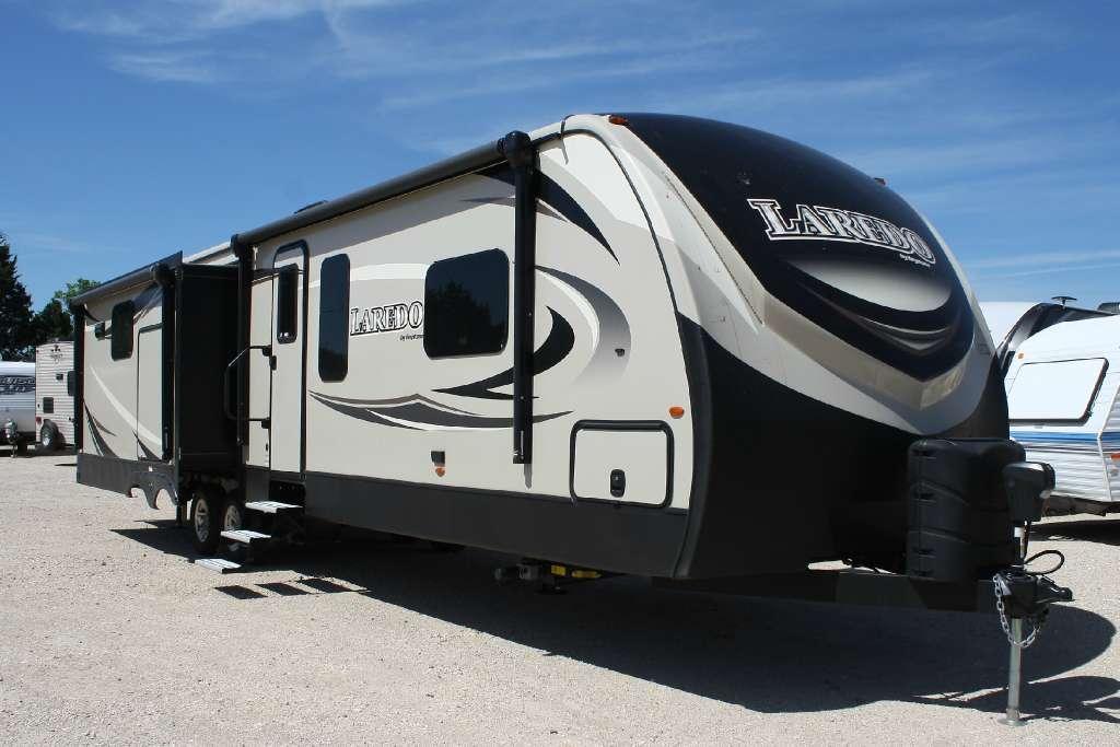 2017 Keystone Laredo 335MK
