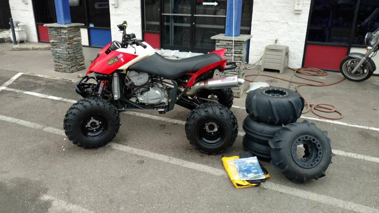 2004 Can-Am DS 650™ Baja