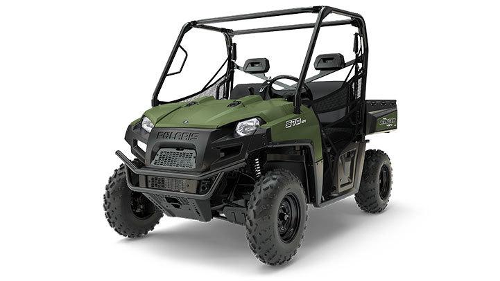 2017 Polaris Ranger 570 Full Size