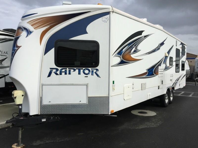 2011 Keystone Raptor 30FS