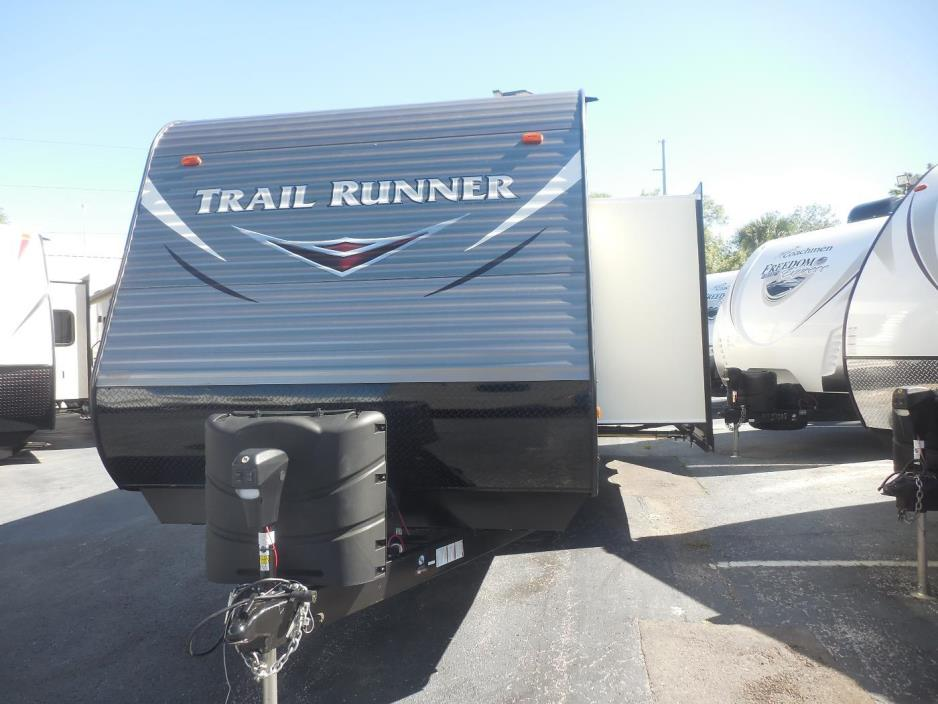 2018 Heartland Rv TRAIL RUNNER 30USBH