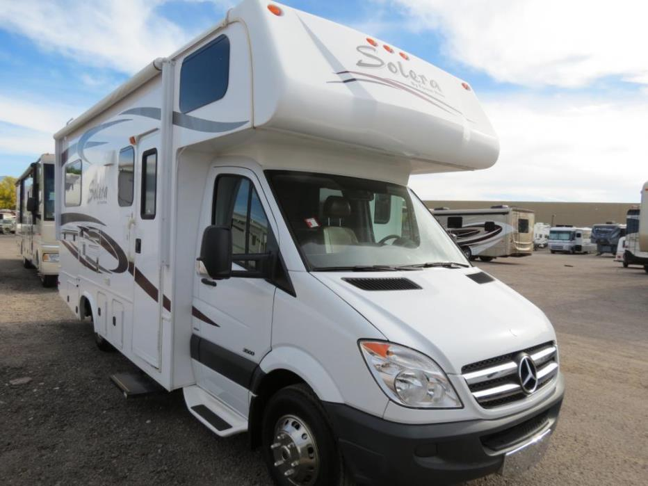 2014 Forest River Solera 24s Rvs For Sale