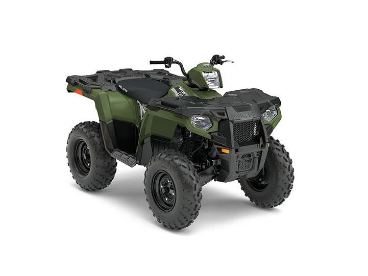 2017 Polaris Sportsman 570 EPS