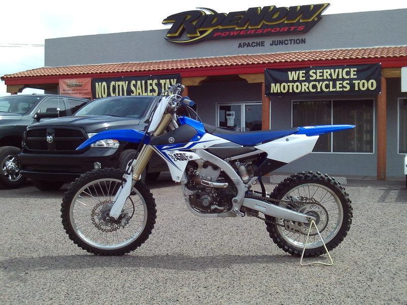 Yamaha Yz450f motorcycles for sale in Arizona