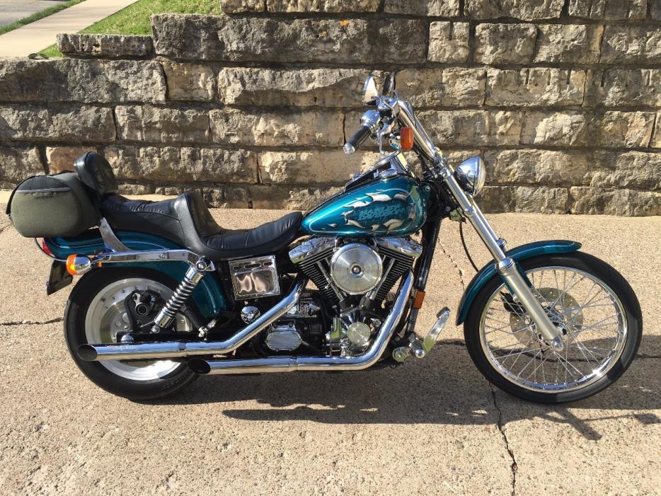 1996 Harley Davidson Dyna Wide Glide Motorcycles For Sale