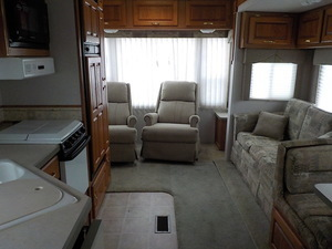 2003 Holiday Rambler 32SKD