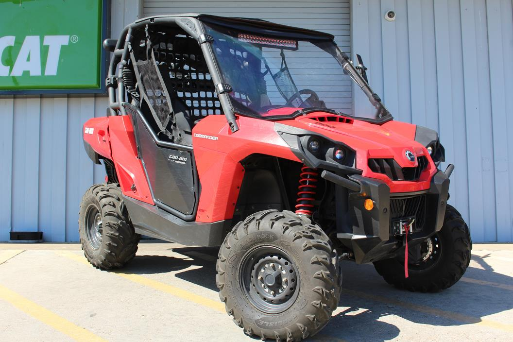 2014 Can Am Commander - 800R