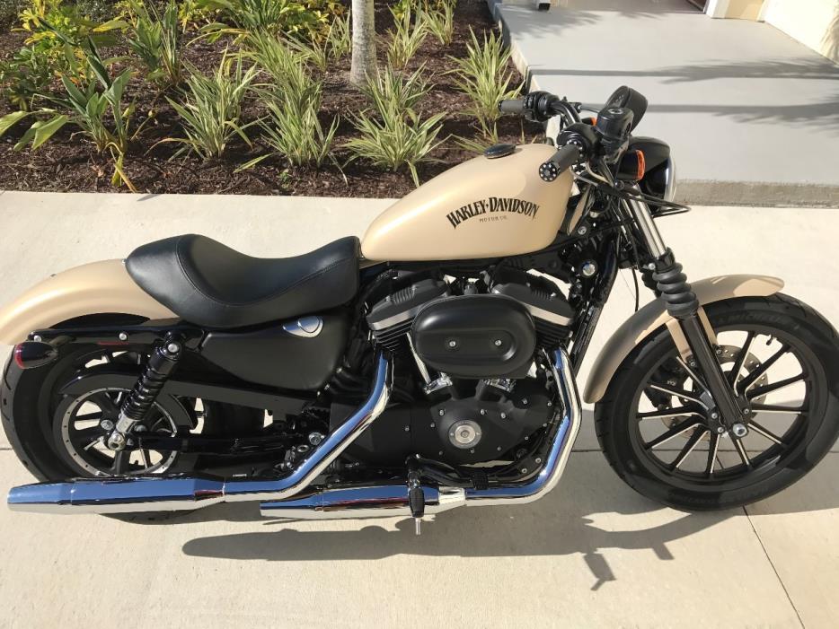 2015 Harley-Davidson SPORTSTER 883 IRON