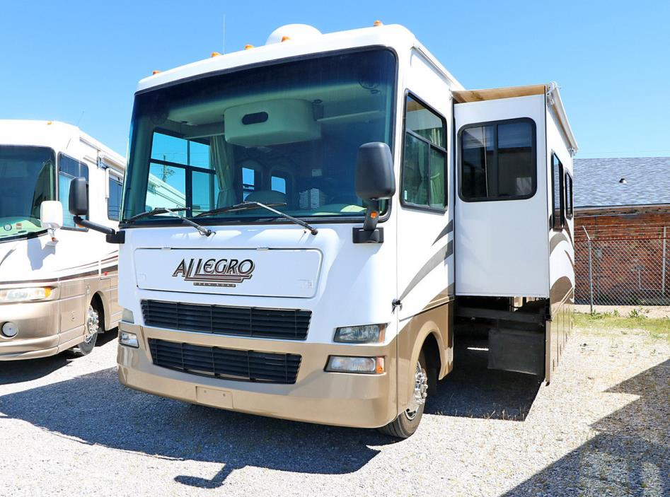 2007 Tiffin Motor Homes ALLEGRO 32BA