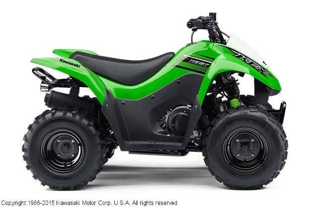 2015 Kawasaki KFX 90