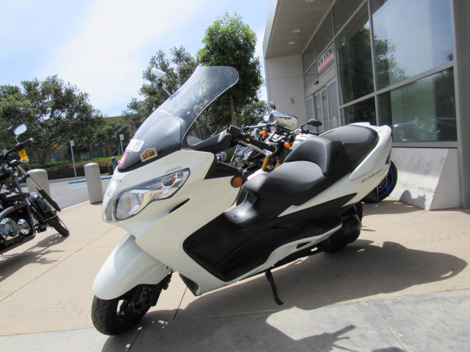 2012 Suzuki Burgman™ 400 ABS