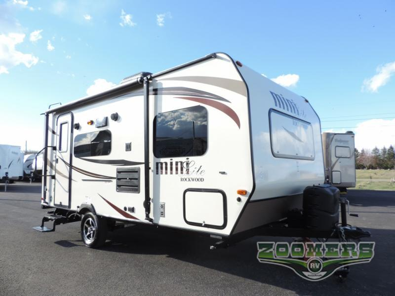 2018 Forest River Rv Rockwood Mini Lite 1909S