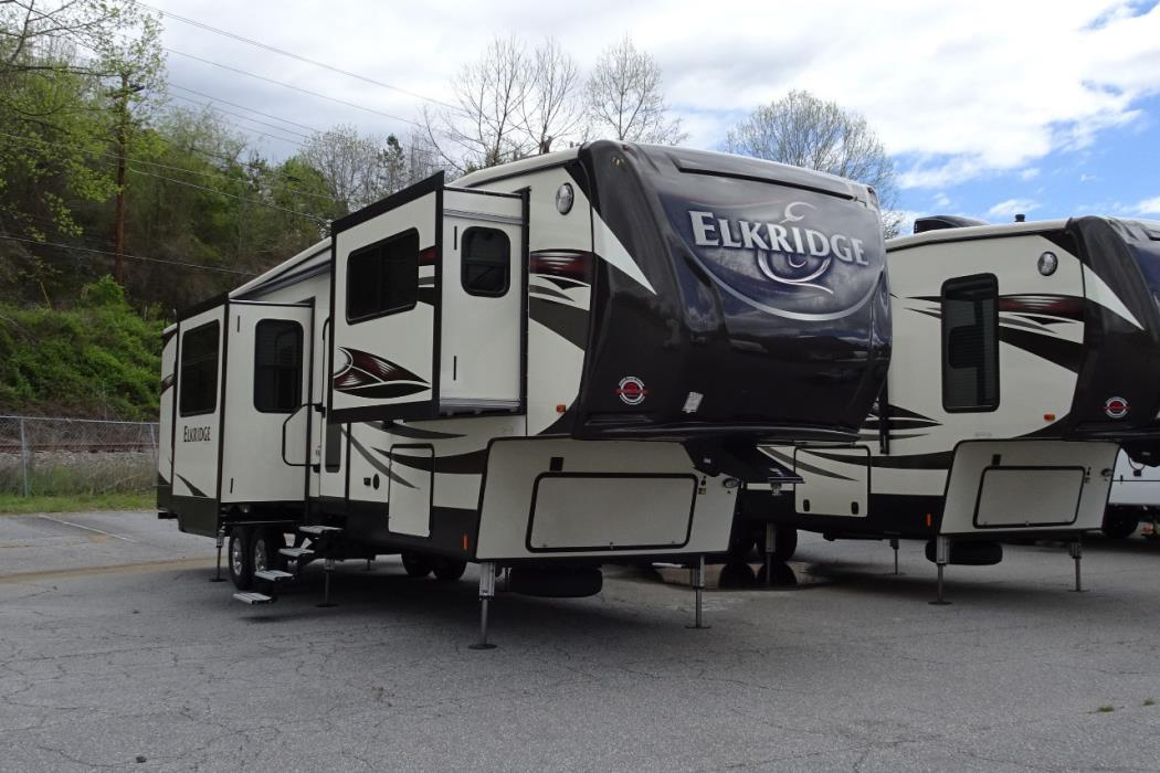 2018 Heartland ELKRIDGE 40FLFS