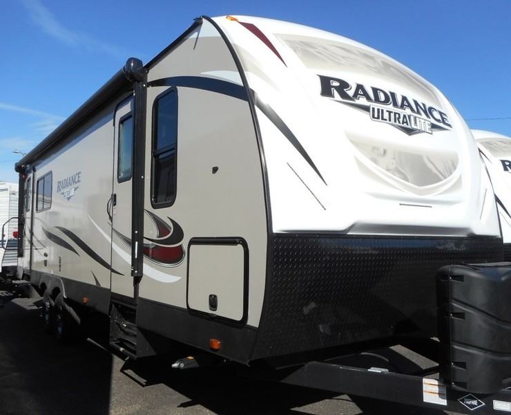 2018 Cruiser Rv Radiance 25RK