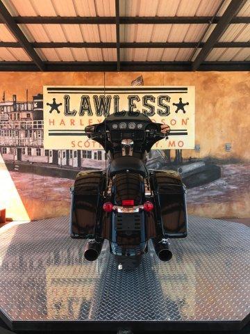 2015 Harley Davidson TOURING STREET GLIDE FLHX FLHX