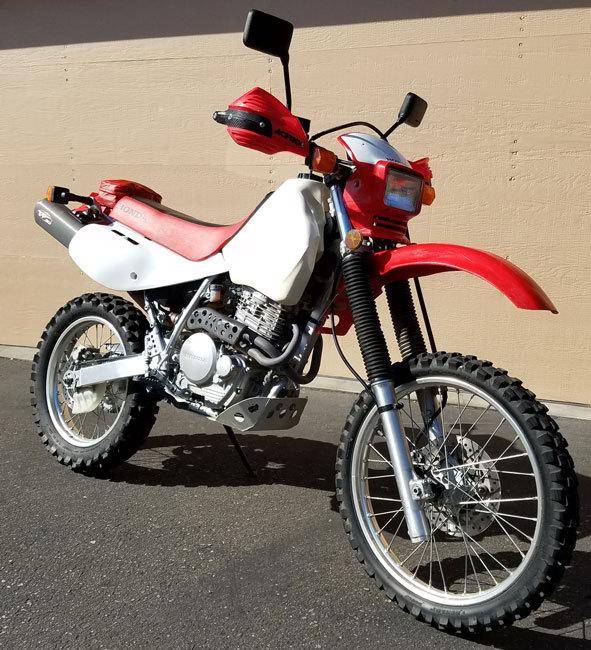 2006 Honda XR 650L