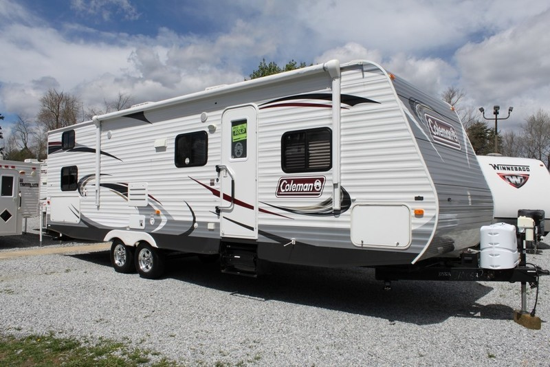 2013 Dutchmen Coleman Expedition - Conventional CTS310QB