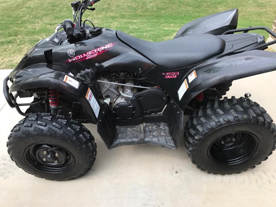 Yamaha wolverine 450 motorcycles for sale for Yamaha 450 for sale