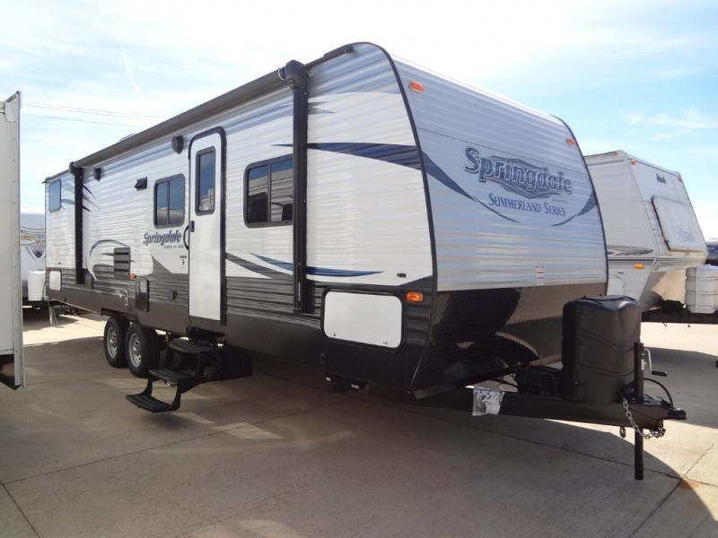 2016 Keystone Rv Summerland 2980BHGS