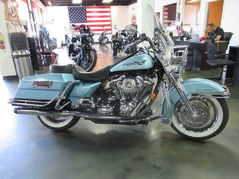 2007 Harley-Davidson FLHR - Road King