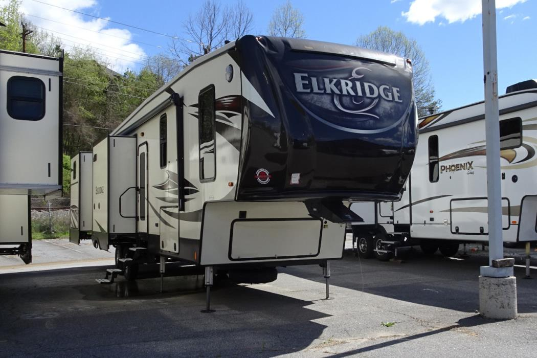 2018 Heartland ELKRIDGE 38 RSRT
