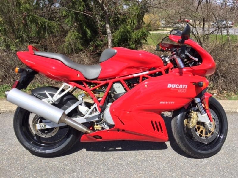 2006 Ducati Supersport 800