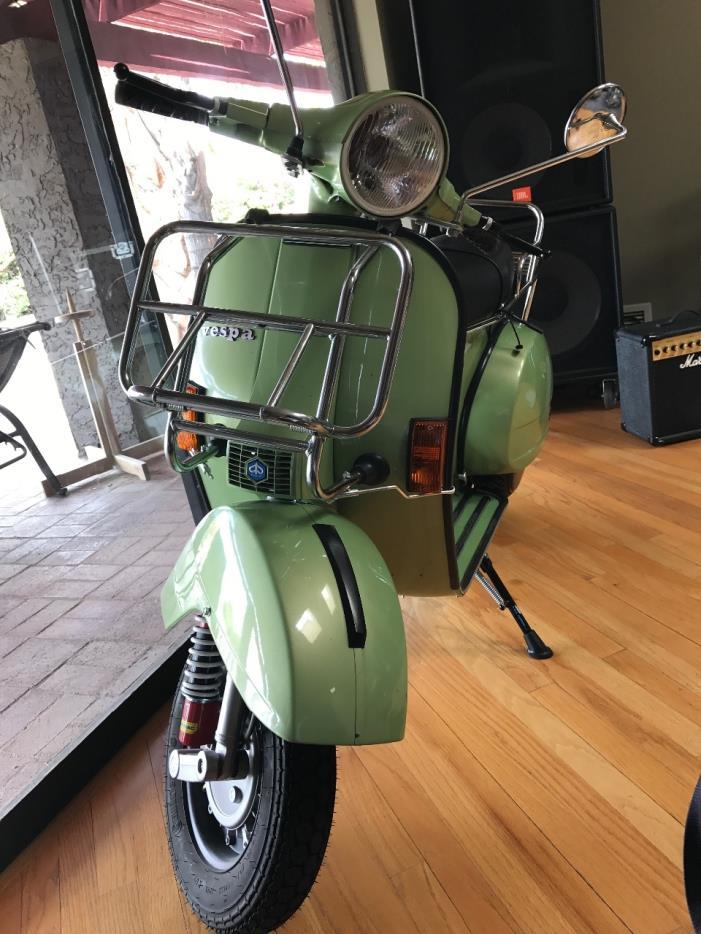 1980 Vespa P200E