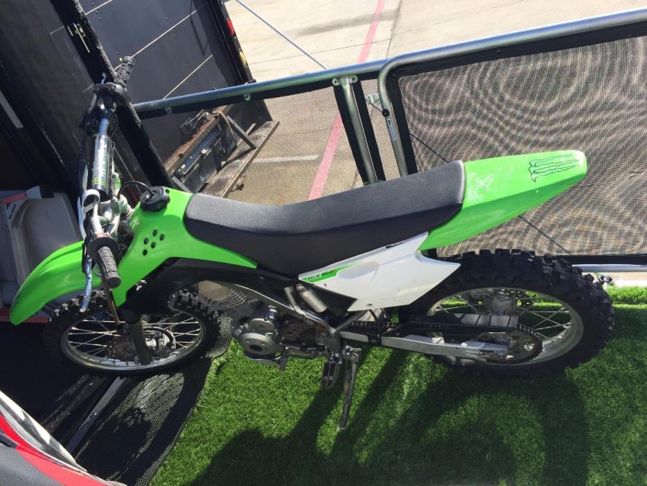 2009 Kawasaki KLX 140L