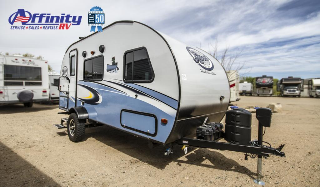 2017 Forest River R-pod M180