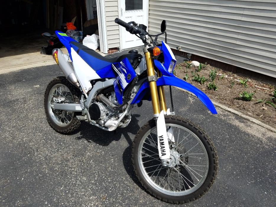 Yamaha wr250r motorcycles for sale in michigan for Yamaha wr250r for sale