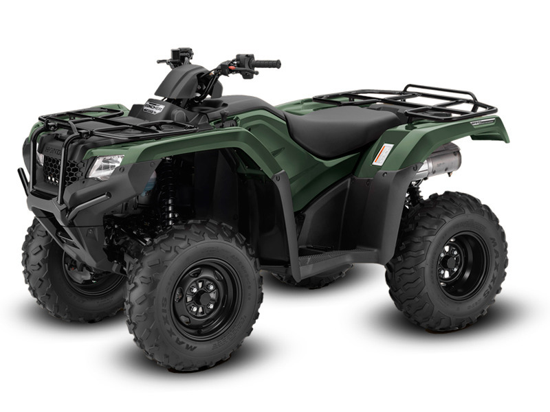 2017 Honda FourTrax Rancher 4x4 Automatic DCT IRS