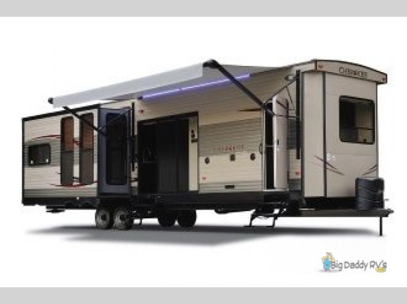 2017 Forest River Rv Cherokee Destination Trailers 39FK
