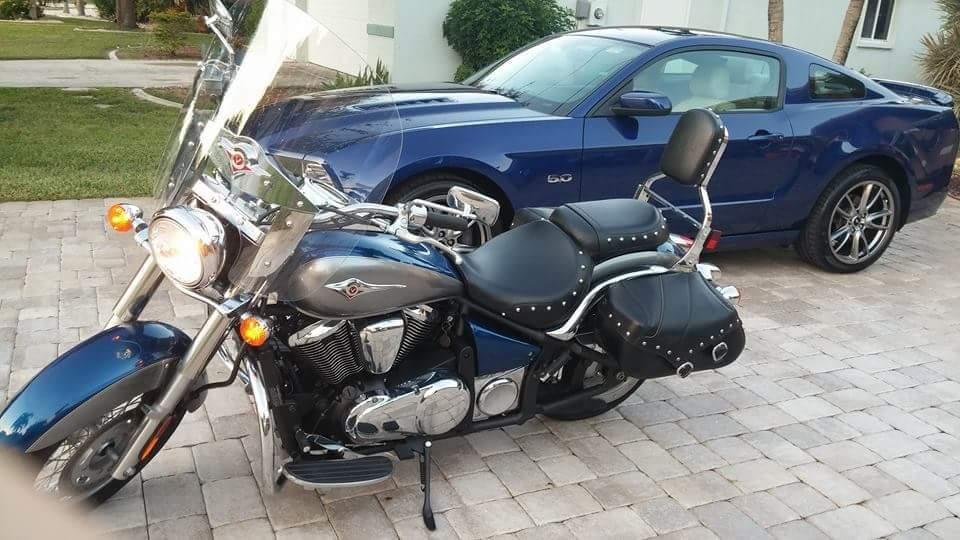 2010 Kawasaki VULCAN 900D CLASSIC