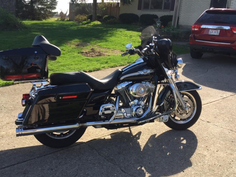 2003 Harley-Davidson ELECTRA GLIDE STANDARD