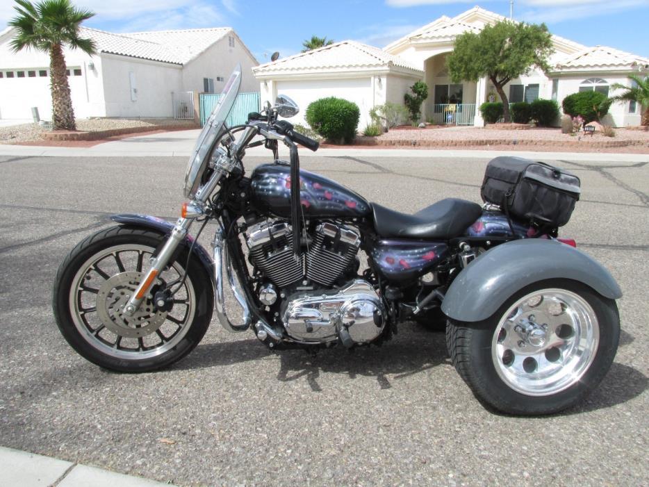 2007 Harley-Davidson SPORTSTER 1200 LOW
