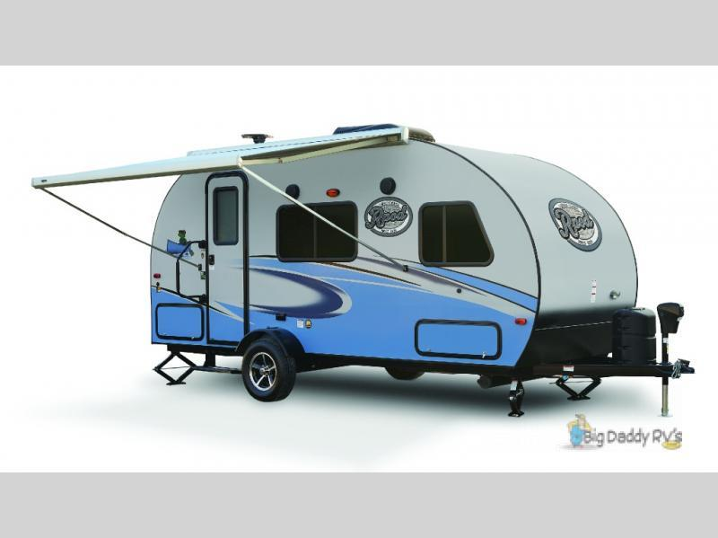 2017 Forest River Rv R Pod RP-178