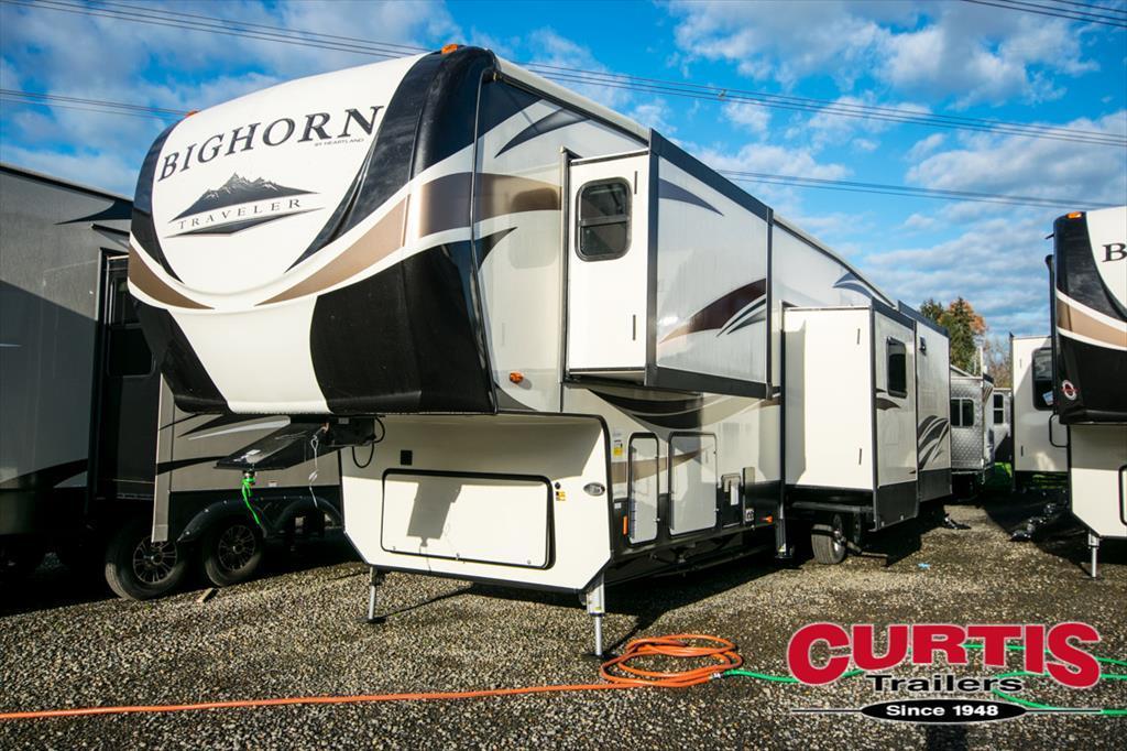 2017 Heartland Rv Bighorn Traveler 39mb