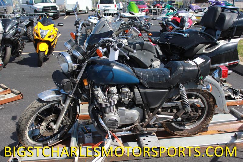 1981 Kawasaki KZ750