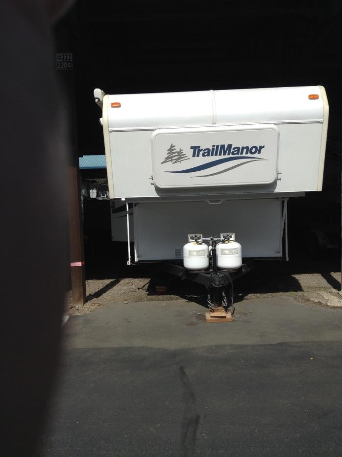 2005 Trailmanor 3023