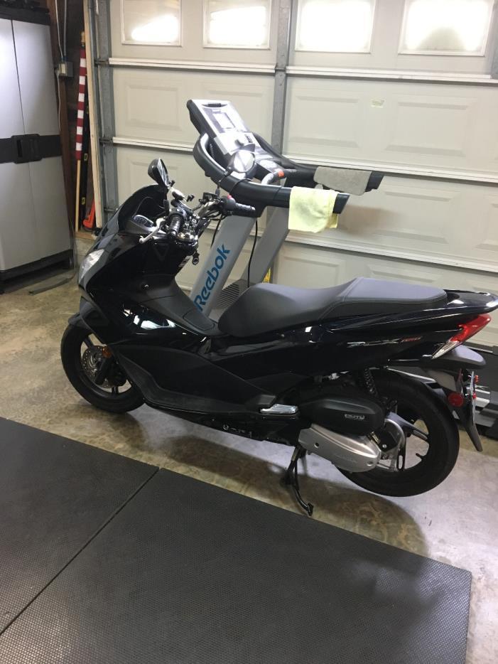 2015 Honda PCX 150