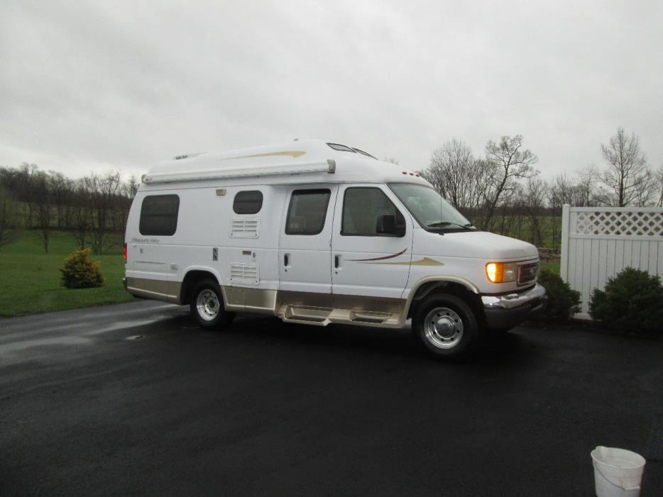 2005 Pleasure Way EXCEL TD