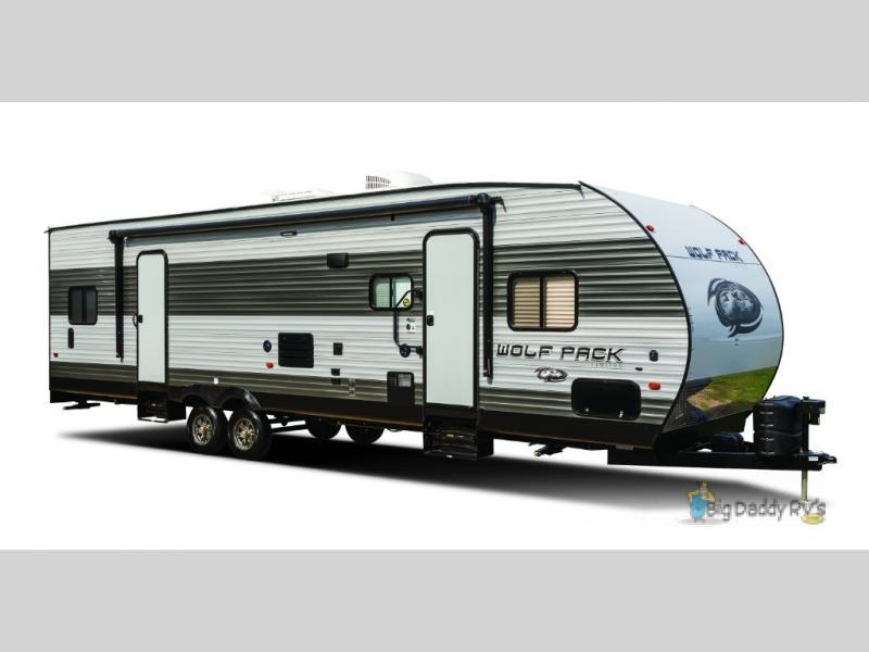 2017 Forest River Rv Cherokee Wolf Pack 25PACK12