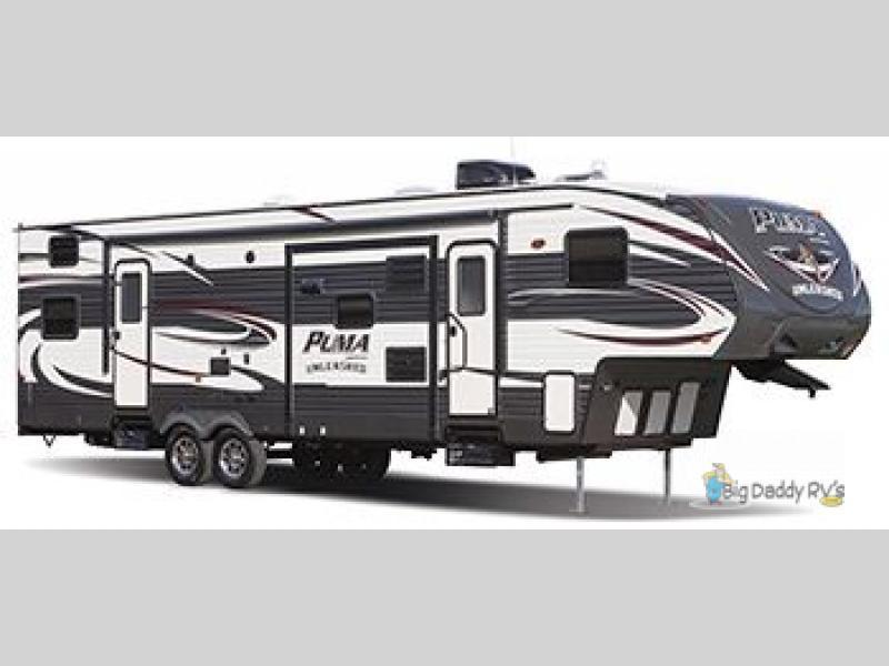 2017 Palomino Puma Unleashed 351THSS
