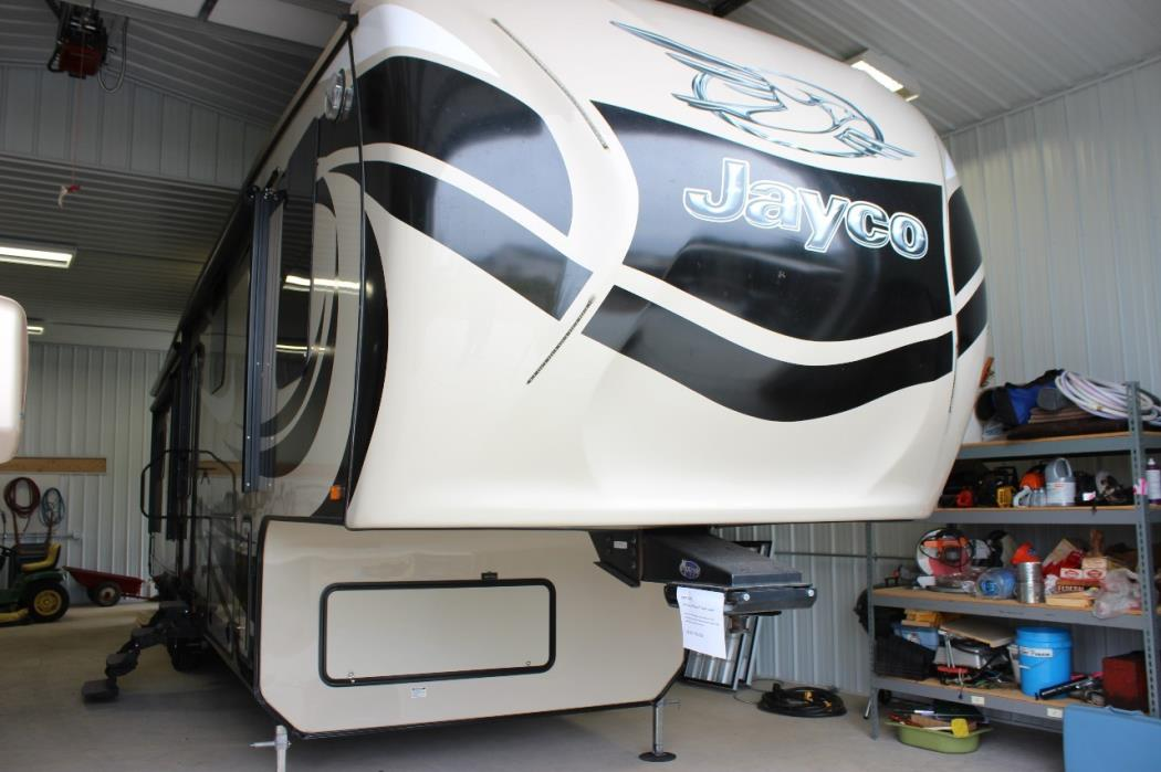 2015 Jayco PINNACLE 36RSQS